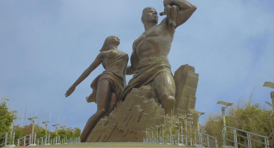 Monument of the African Renaissance